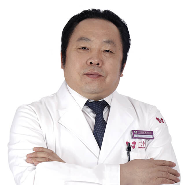 Hair transplant doctor Zhao Jin, Dean of hanfei hair transplant center